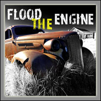 Flood The Engine CD